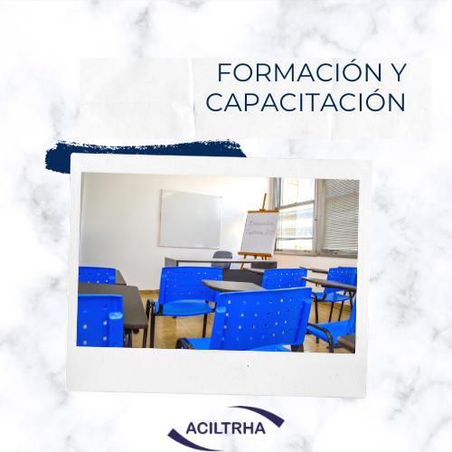 Plan Anual de Formacion Continua y Capacitaicon E-learning