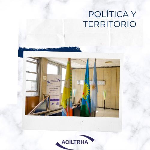Política y Territorio