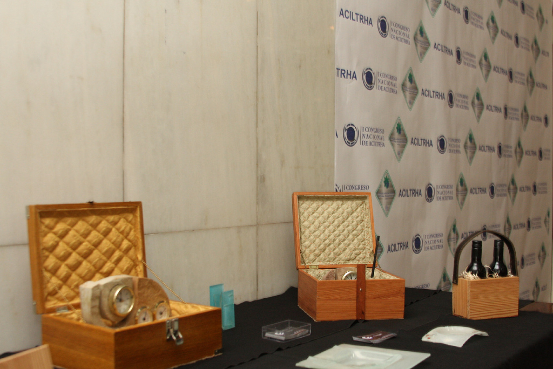 Fotos 1° Congreso Nacional  ACILTRHA 2011
