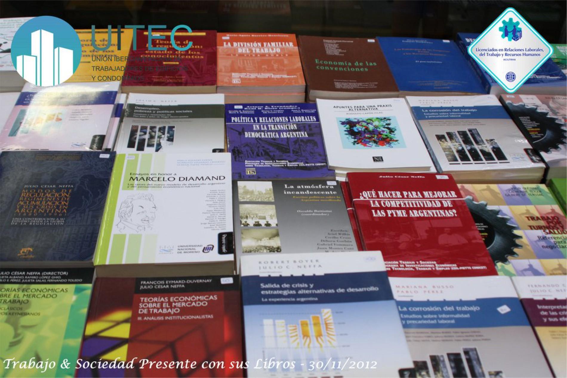 2do CONGRESO NACIONAL DE ACILTRHA «Condiciones y medio ambiente de trabajo, vigencia y perspectiva de desarrollo en América Latina» | UITEC | 2012