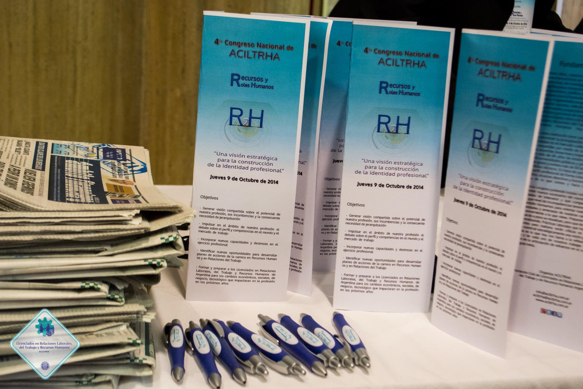 Fotos 4° Congreso Nacional 2014