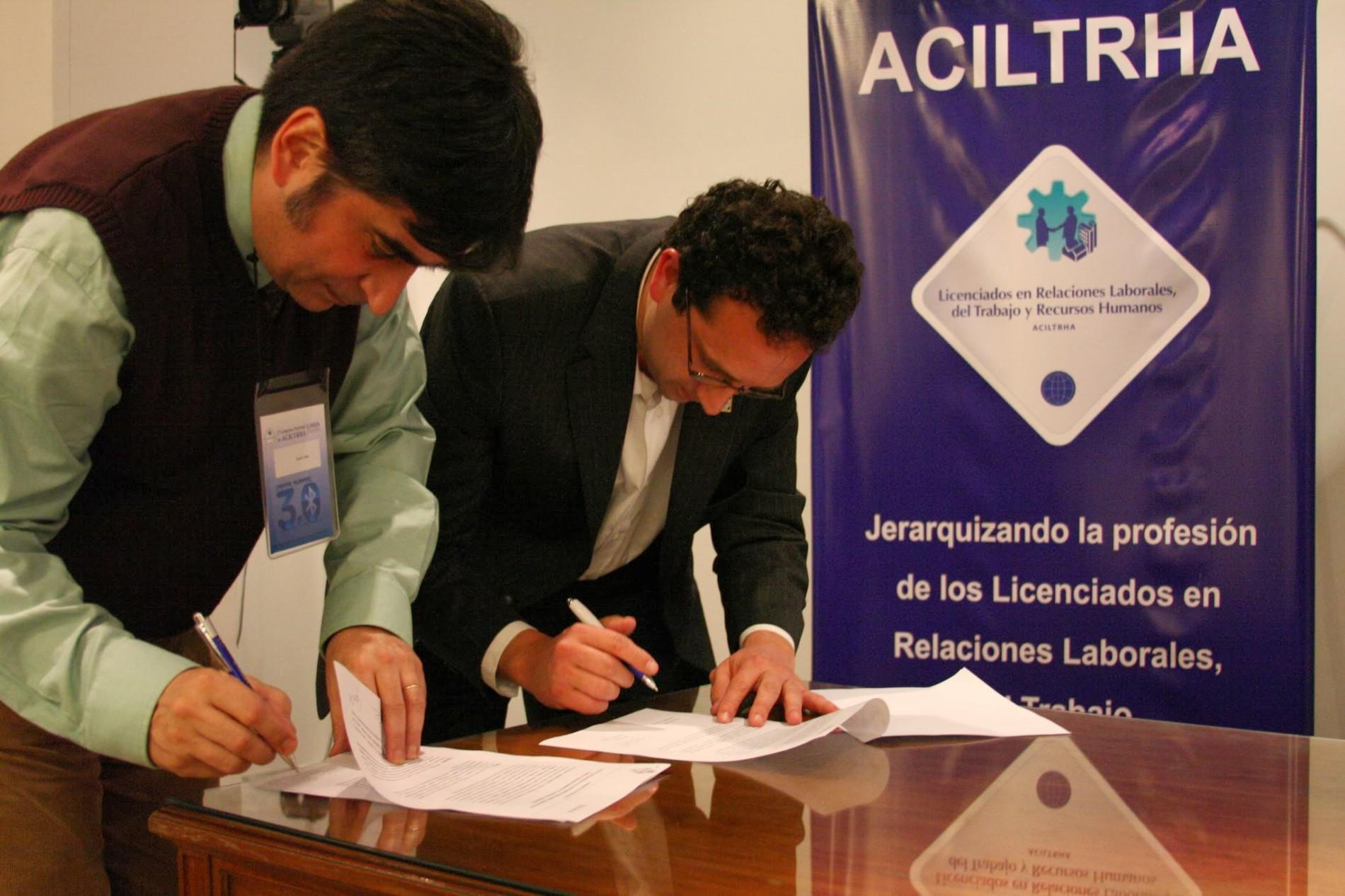 3er CONGRESO NACIONAL DE ACILTRHA: CAPITAL HUMANO 3.0 «Innovación en la gestión de los recursos humanos» | 2013