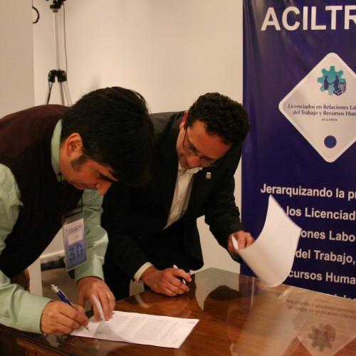 ACILTRHA y Rp./Salud