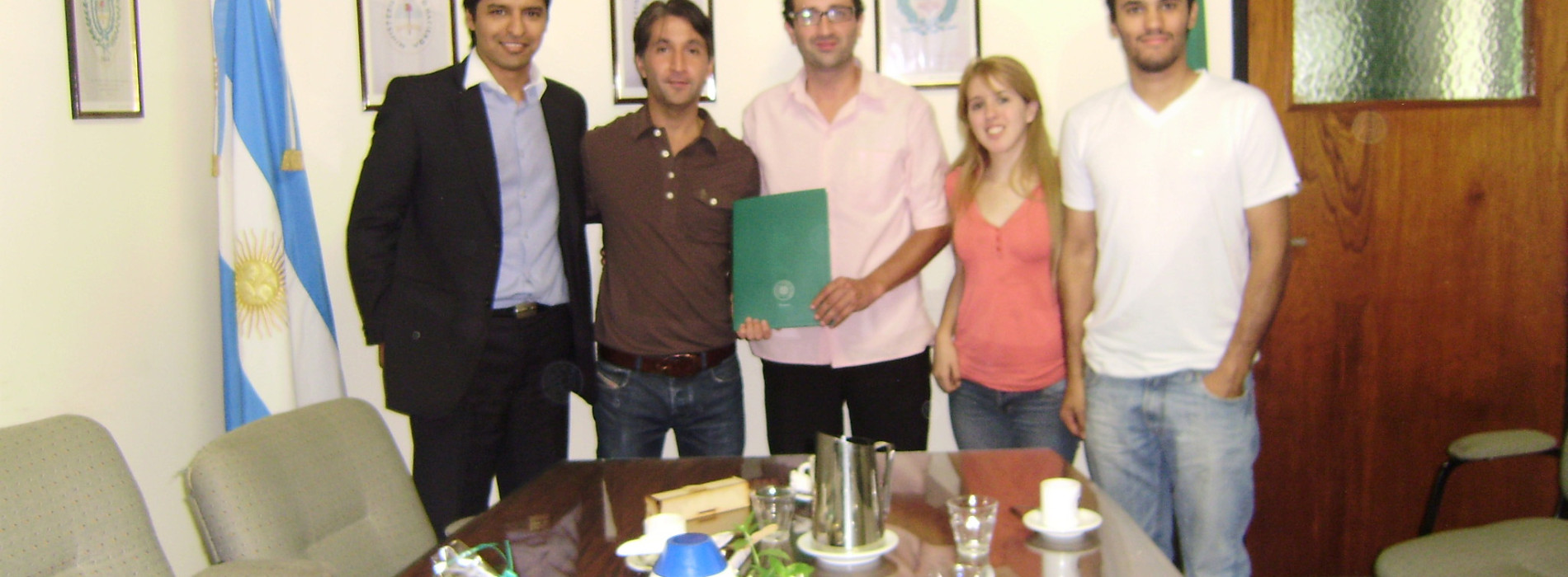 ACILTRHA y la Universidad Nacional de Lujan