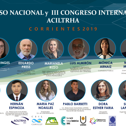 IX Congreso Nacional y III Congreso Internacional de Aciltrha