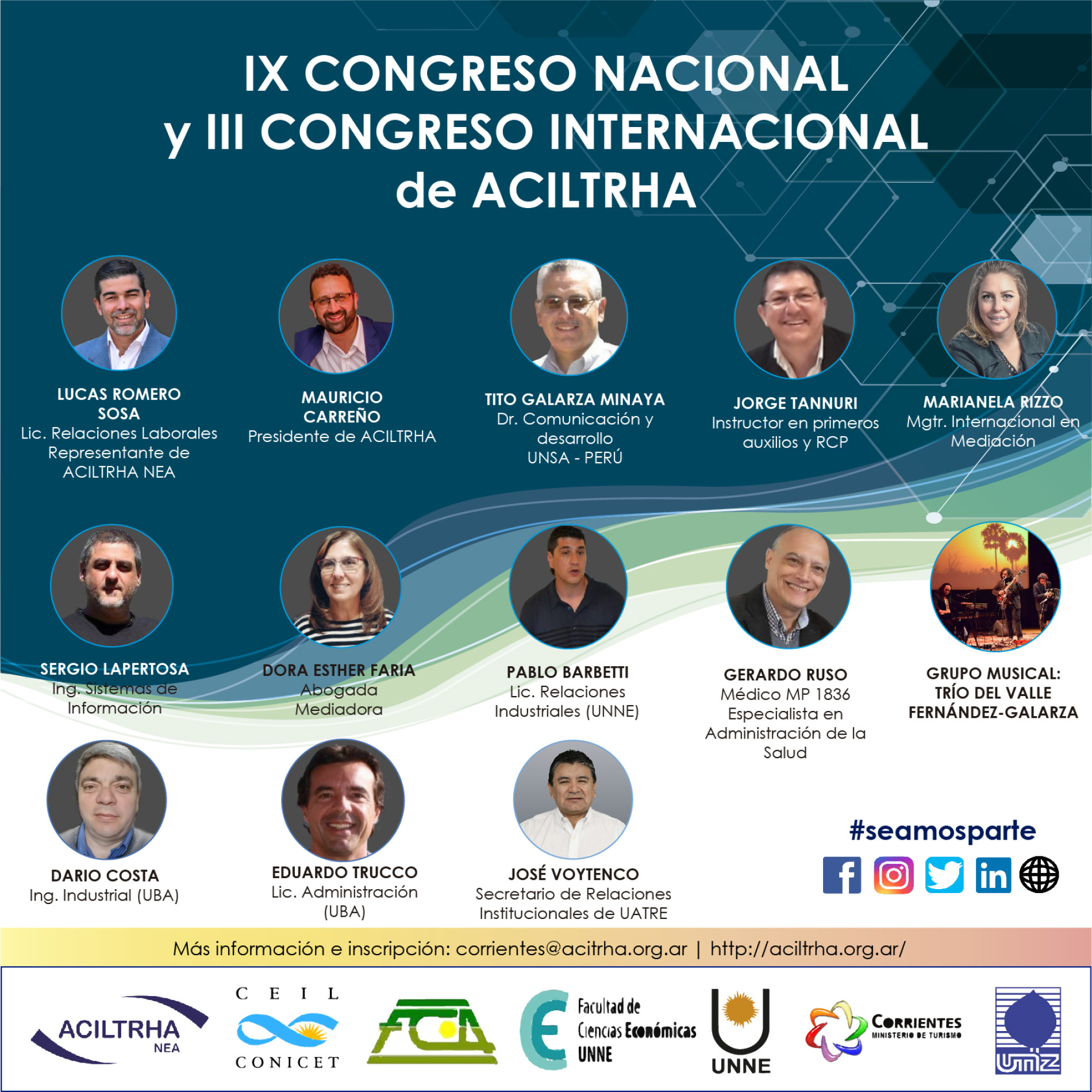 IX CONGRESO NACIONAL Y III INTERNACIONAL DE ACILTRHA «El factor humano imprescindible de cohesión en la implementación de la inteligencia emocional y de la inteligencia artificial en el mundo de las relaciones laborales» | 2019