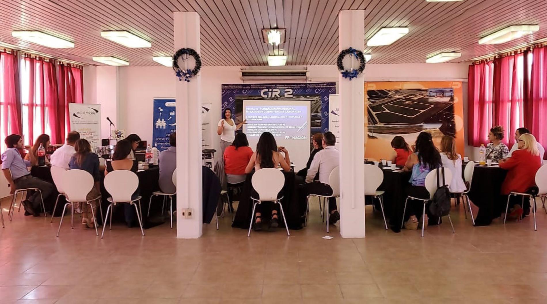 Reunión anual delegaciones 13.12.19