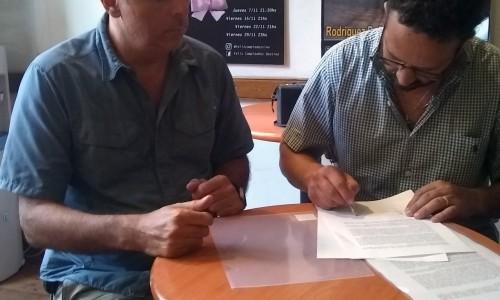 ACUERDO MARCO ACILTRHA, TRABAJO Y SOCIEDAD & EL VITRAL, SOCIEDAD DE LAS ARTES